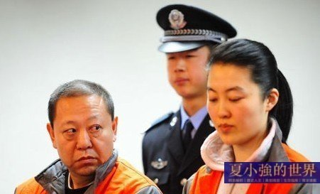 夏小強:貪官的眼神