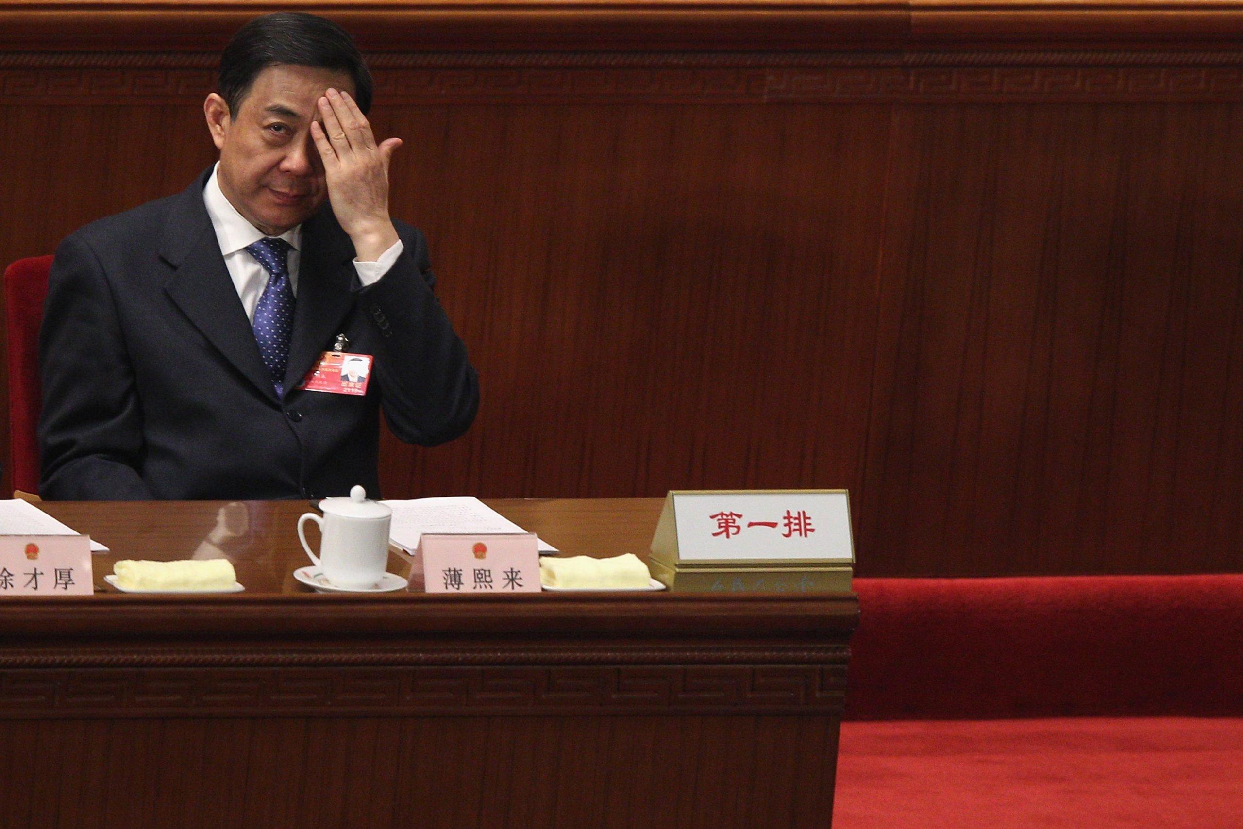 夏小強:薄熙來被判無期釋放兩個政治信號