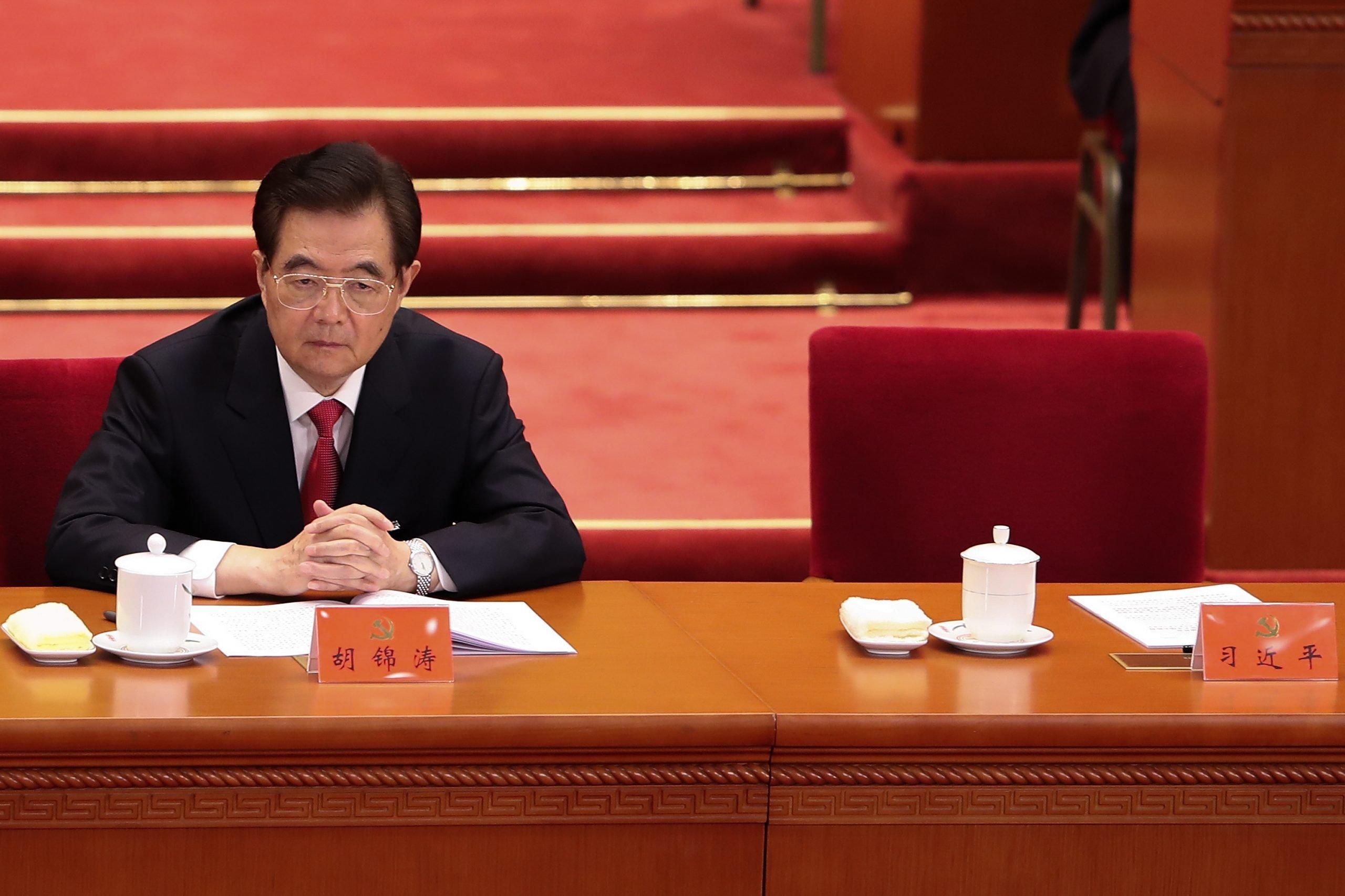 夏小強:胡錦濤出席APEC會議牽出江澤民賣國
