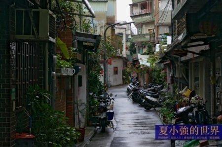 夏小強:想在台灣安個家