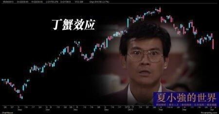 夏小強:《大時代》與股市奇特現象