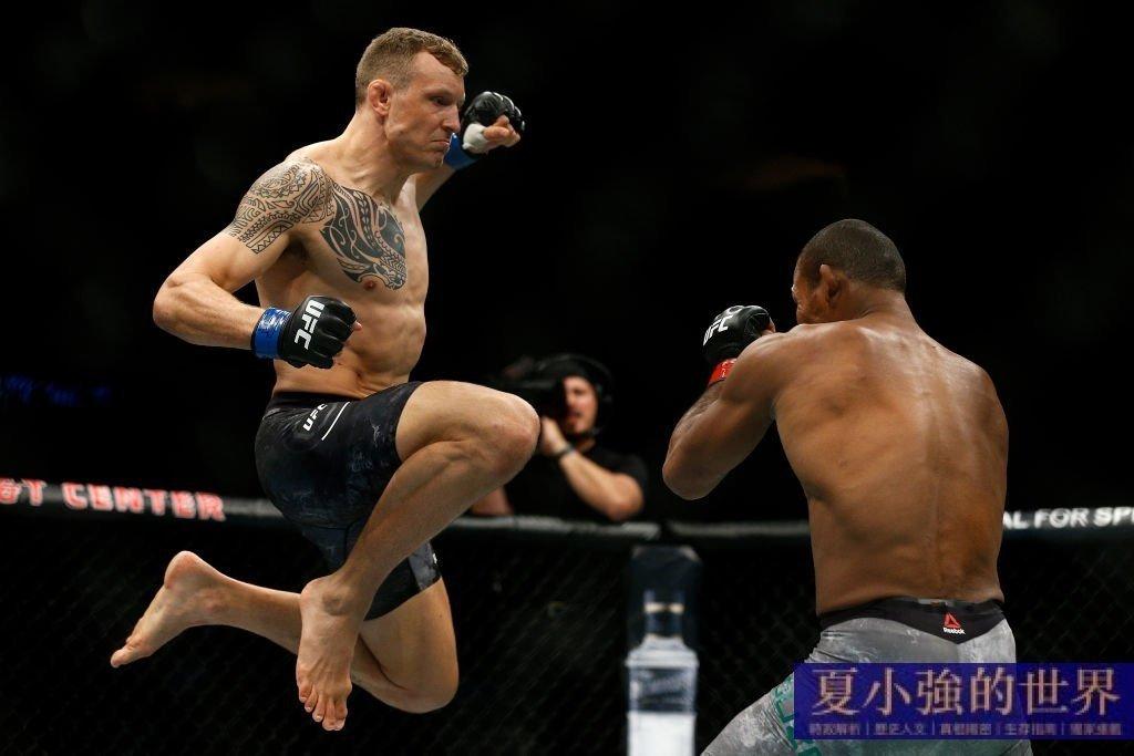 夏小強:現代格鬥源於傳統武術