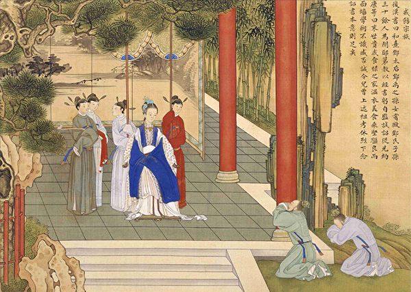 中國貴族是這樣的:詩禮傳家的書香門第