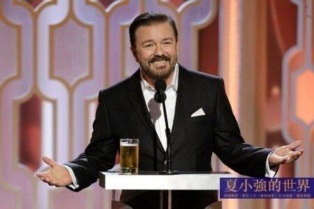 2020年金球獎Ricky Gervais毒舌開場完整版