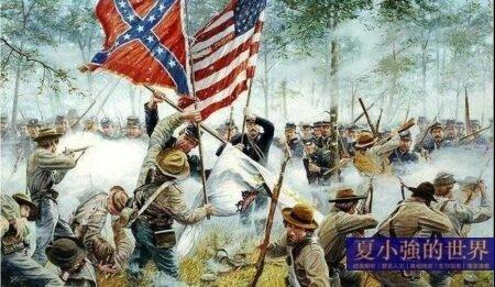 美國南北戰爭的根源是經濟糾紛,不是為了解放黑奴