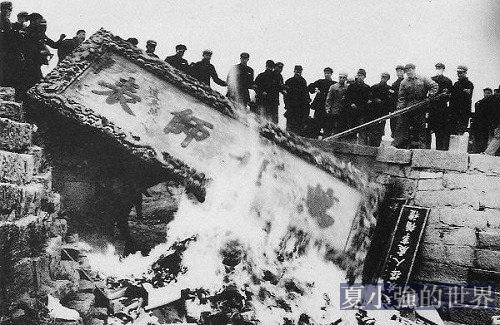 夏小強:中共毀壞中華傳統 盜墓挖墳辱屍記錄
