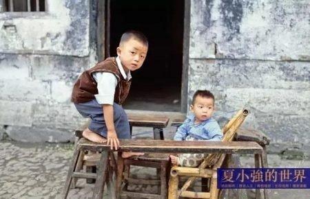 1980年時代來臨前,中國尋常百姓的真實生活