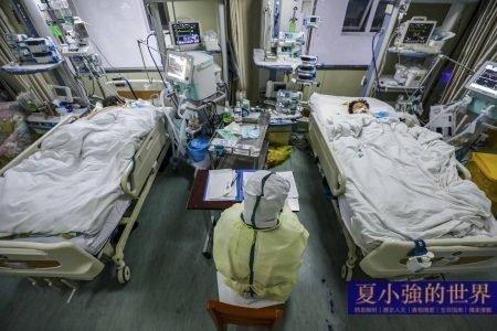 一個嚴重的問題:如果中國以外都已感染,我們怎麼辦?