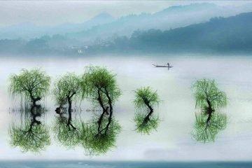 比「山川異域,風月同天」更美的古詩還有這些,太美了