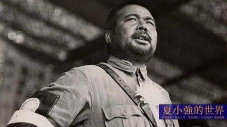夏小強:「倒戈將軍」馮玉祥的逸聞趣事