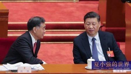 武汉人民感恩黨和政府?看看政治局常委汪洋過去是怎样說的!(视频)
