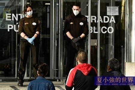西班牙武漢肺炎病例激增的背後