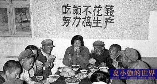夏小強:鮮為人知的「大饑荒」檔案