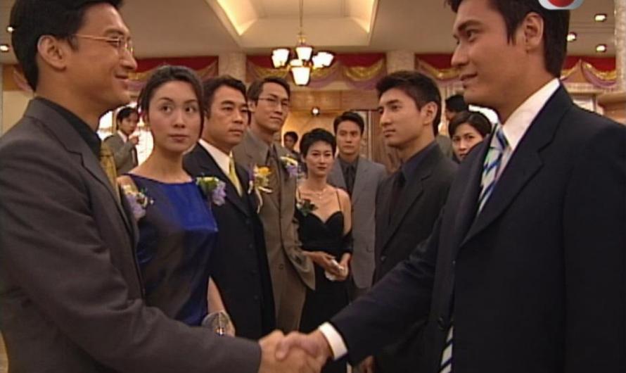 耗盡最後幾絲情懷,TVB只剩一地雞毛