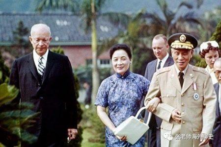 一個蔣介石逝世八年後才被宋美齡知道的秘密