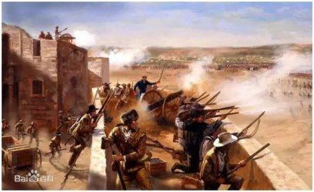 美國經濟復甦的號角——德州「獨立」的阿拉莫戰役