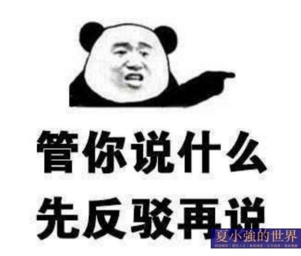 槓精、中國式邏輯和《羅伯特議事規則》