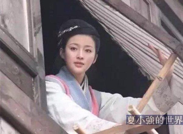 《水滸傳》的幾個渣女共享一下,就能共出一個頂級名媛