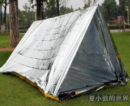 救生毯,非常時期的必備物資丨硬核生存指南