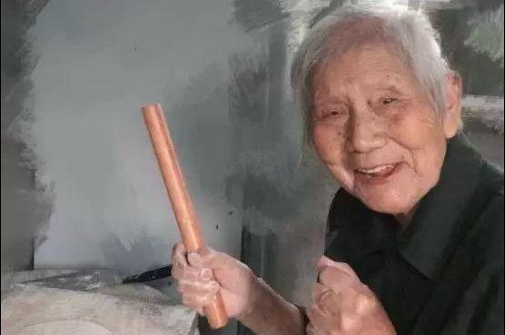 我家90歲老娘真是個寶