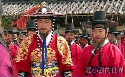 朝鮮皇室的「反清復明」計劃