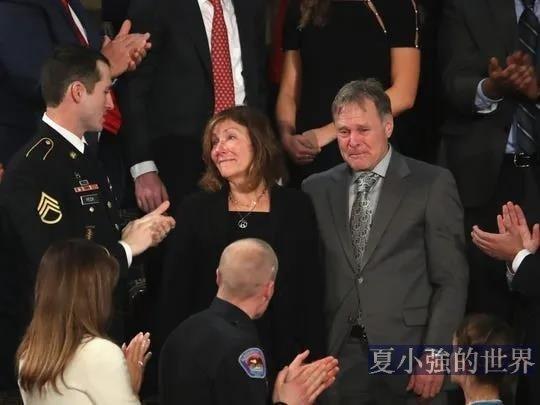 一對喪子父母對朝鮮的復仇