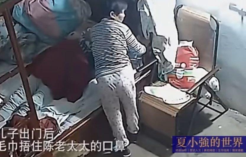 夏小強:江蘇保姆為何殺死八旬老太?