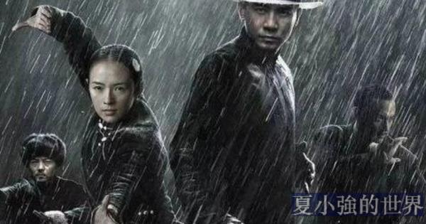 電影裡的武俠與遠去的江湖