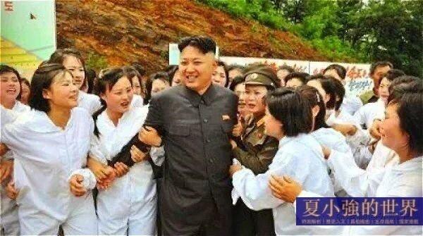 朝鮮人為什麼愛哭?
