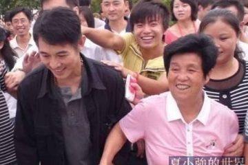 李連杰:我的干媽是神婆