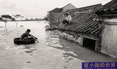 大洪水如何跑路丨硬核生存指南