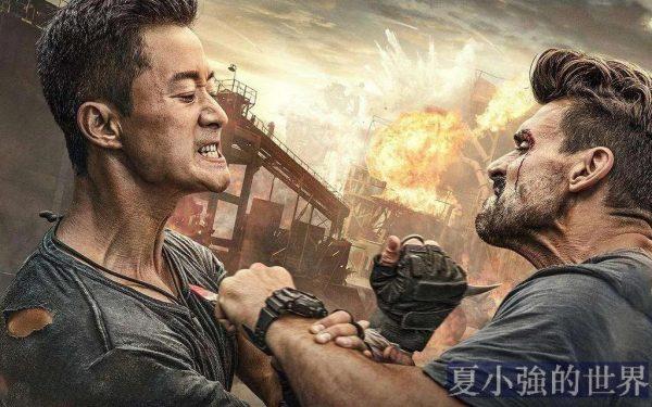 吳京,《戰狼3》還拍的下去嗎?