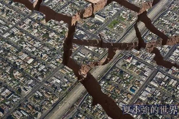 為了一次地震 冥界準備了五十年
