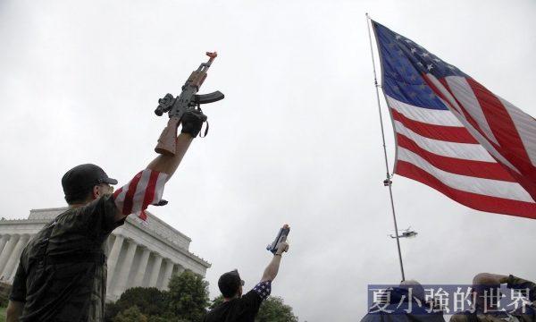 為什麼擁槍權對普通美國人來說至關重要?