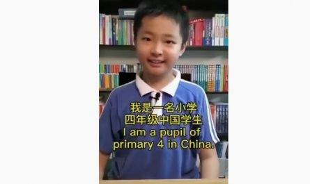 中國小學生
