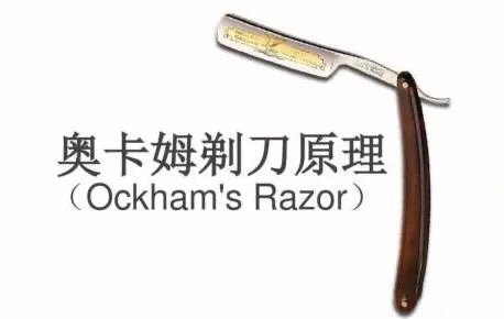 騙子的剋星:奧卡姆剃刀
