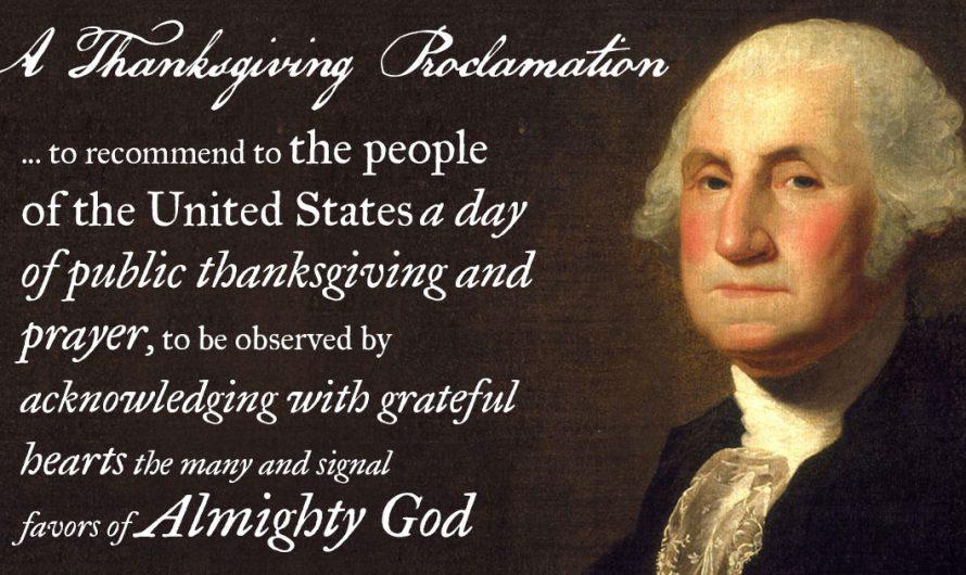 美國「國父」華盛頓交權紀實