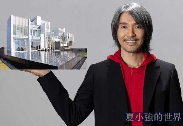 每個香港明星,都想炒幾套房