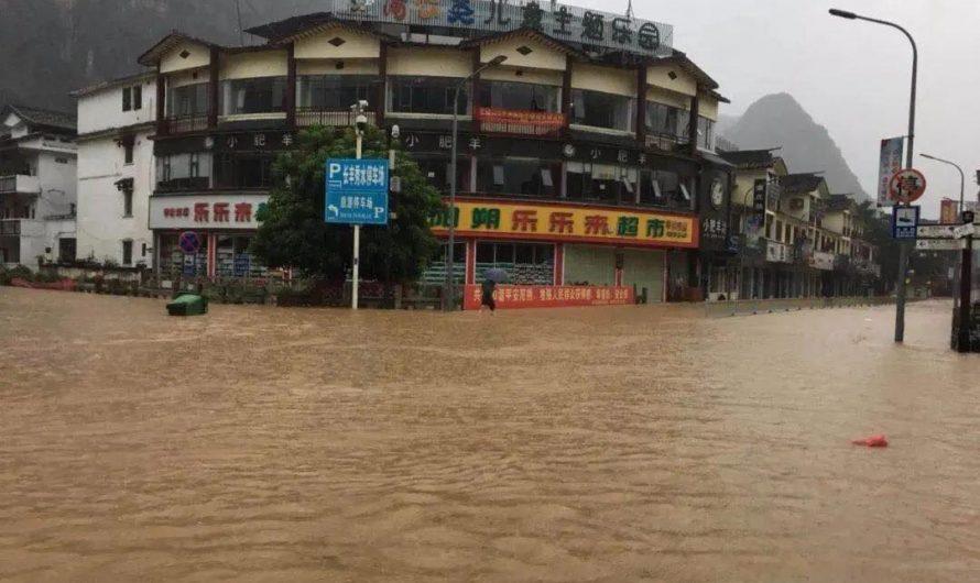 如果你在洪災區的小城市,這四點建議可以幫到你