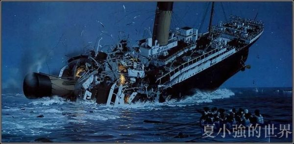 泰坦尼克號上竟然有8名中國人!他們是誰?他們的命運如何?