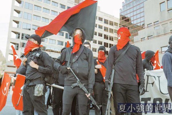 美國騷亂:BLM & ANTIFA是什麼組織?