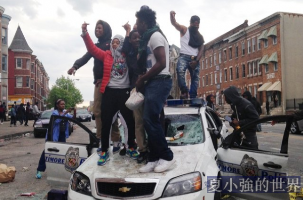 美國黑人遭遇「種族歧視」?看完本文你就懂了