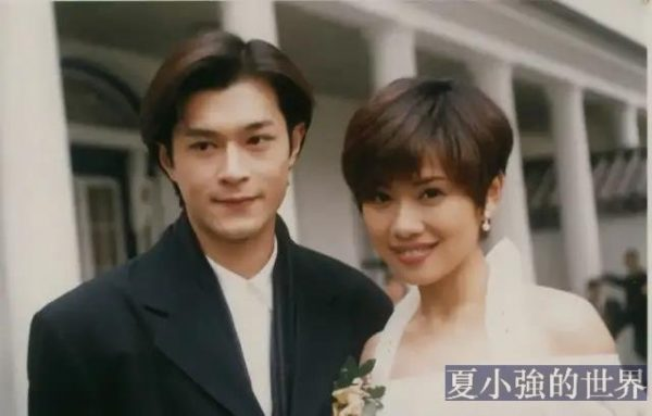 陳松伶和鍾麗緹,折射出90年代香港娛樂圈的餘暉