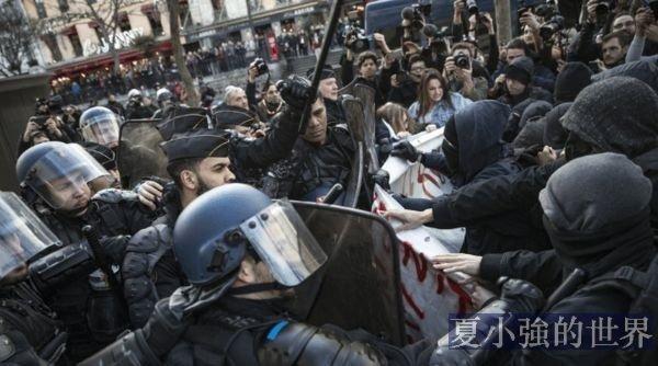 法國:全世界白左的祖國,終於快把白人驅逐出去了