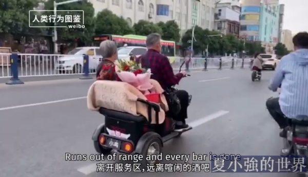 晚年愛情圖鑒(視頻)