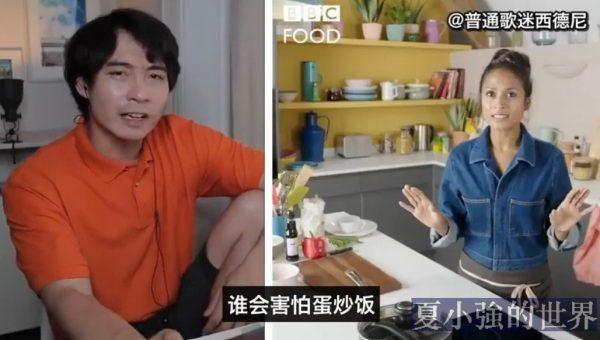 亞裔吐槽BBC蛋炒飯教程完整版(視頻)