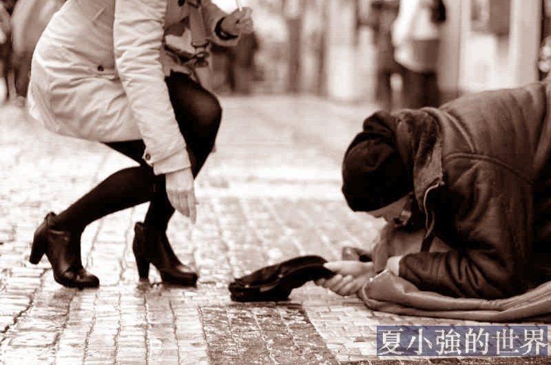 對窮人光有同情心夠嗎?
