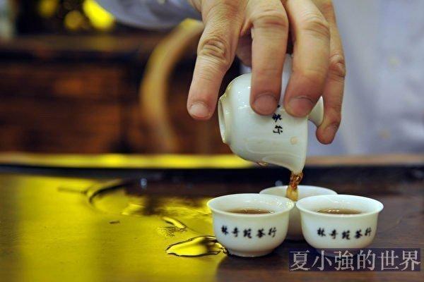 簡易指南:如何應對被國安喝茶