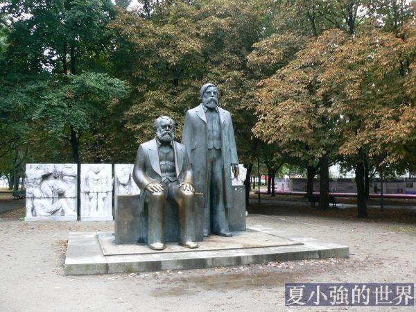 共產黨「五大導師」之恩格斯
