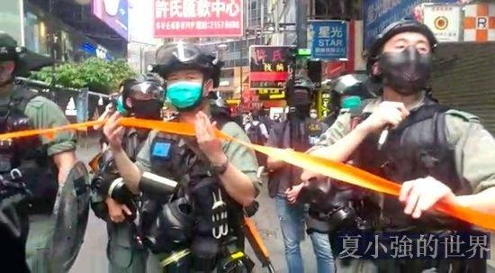 習不惜命!香港國安法與白鳥撞崖